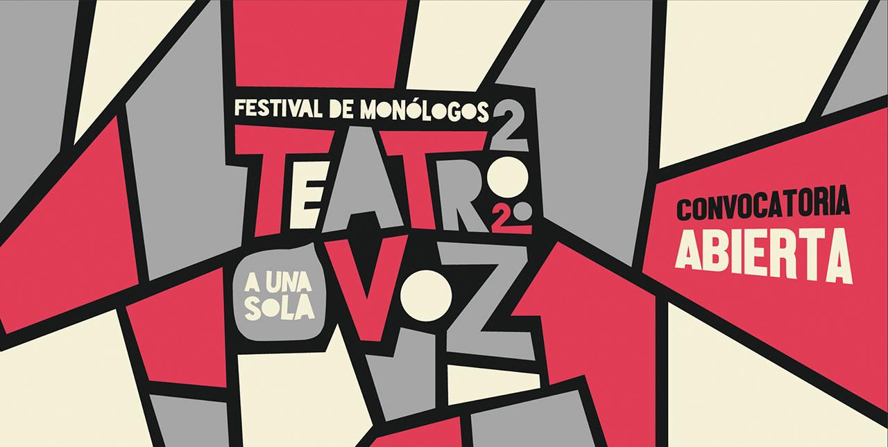 Festival de monólogos Teatro a una sola voz 2020