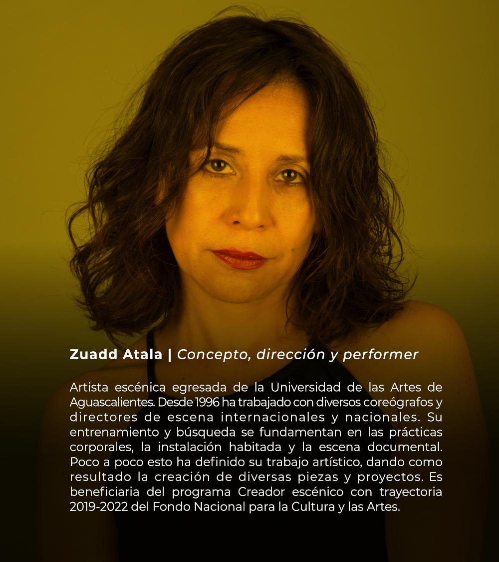 Zuadd Atala | Concepto y dirección