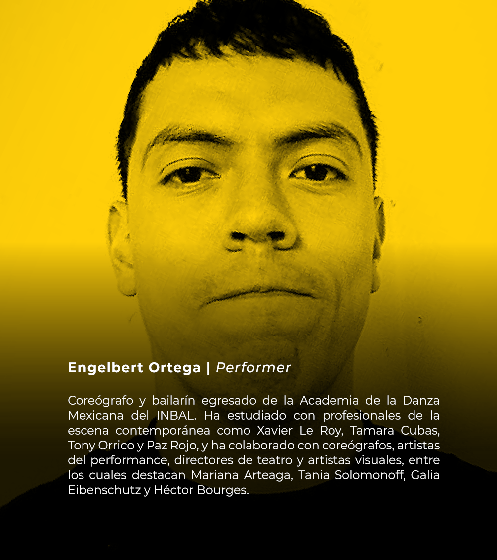 Engelbert Ortega | Performer