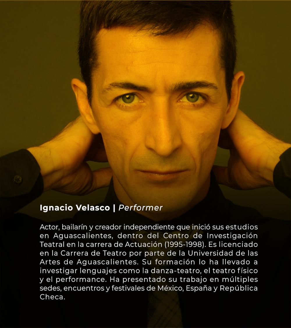 Ignacio Velasco | Performer