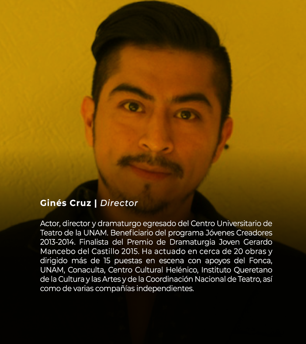 Ginés Cruz | Director