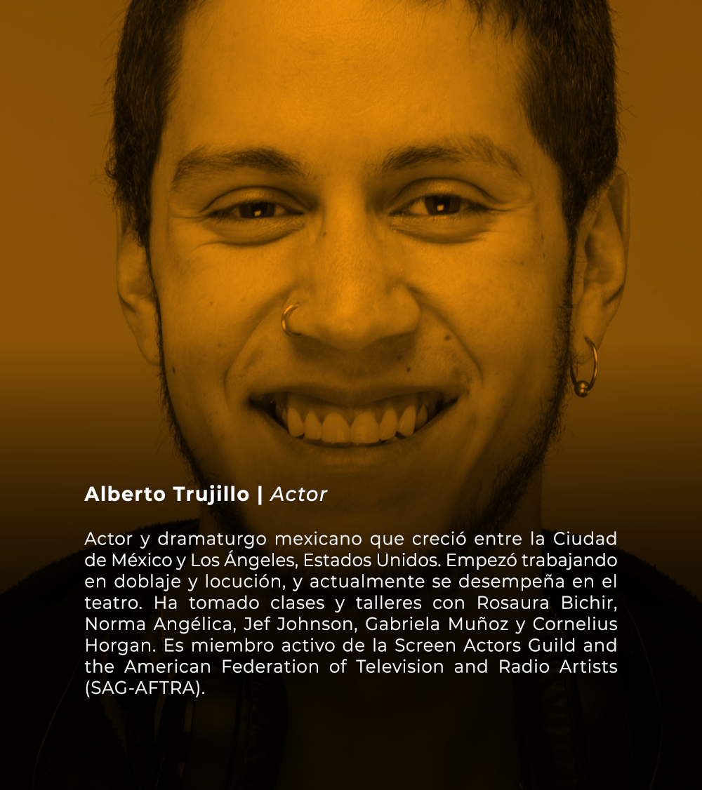 Alberto Trujillo   Actor