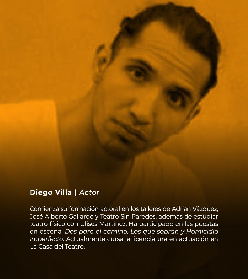 Diego Villa   Actor