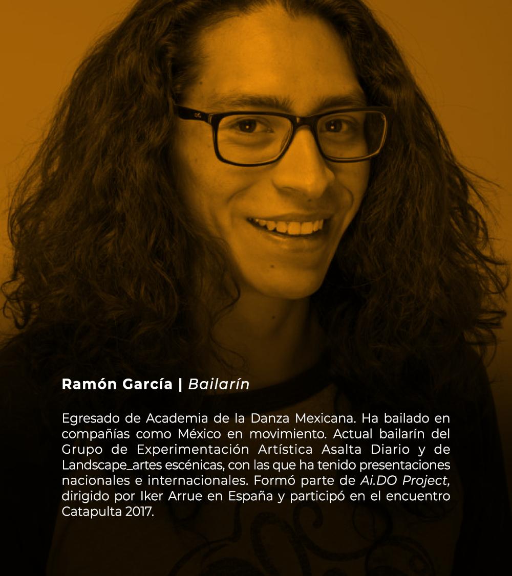 Ramón García   Bailarín