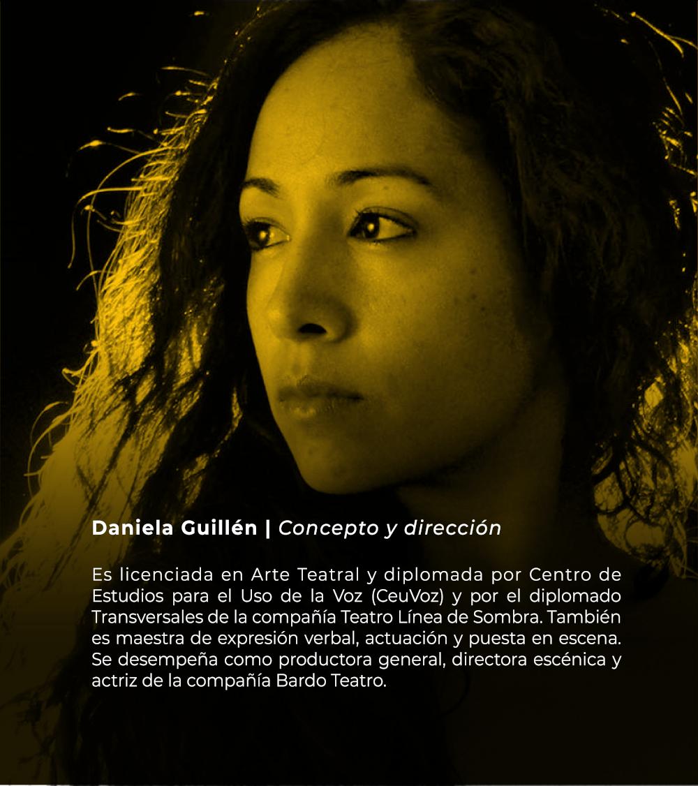 Daniela Guillén | Concepto y dirección