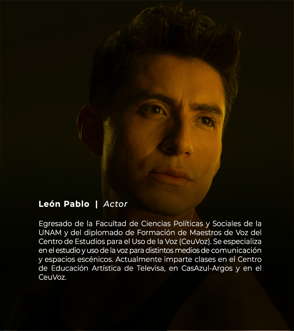 León Pablo | Actor