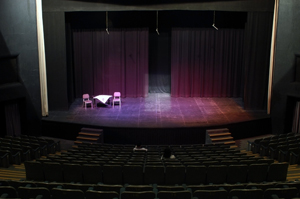 Teatro Jiménez Rueda